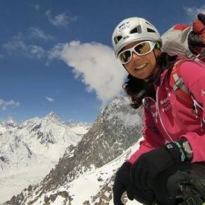 Gerlinde Kaltenbrunner, una alpinista per a lahistoria
