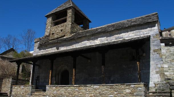 Església Fustanyà