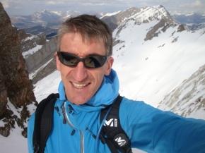 Stéphane Brosse mor al Mont Blanc, en una travessa amb KilianJornet