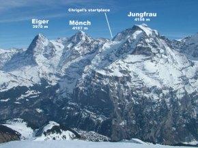 Dos alpinistes catalans moren als Alpssuïssos