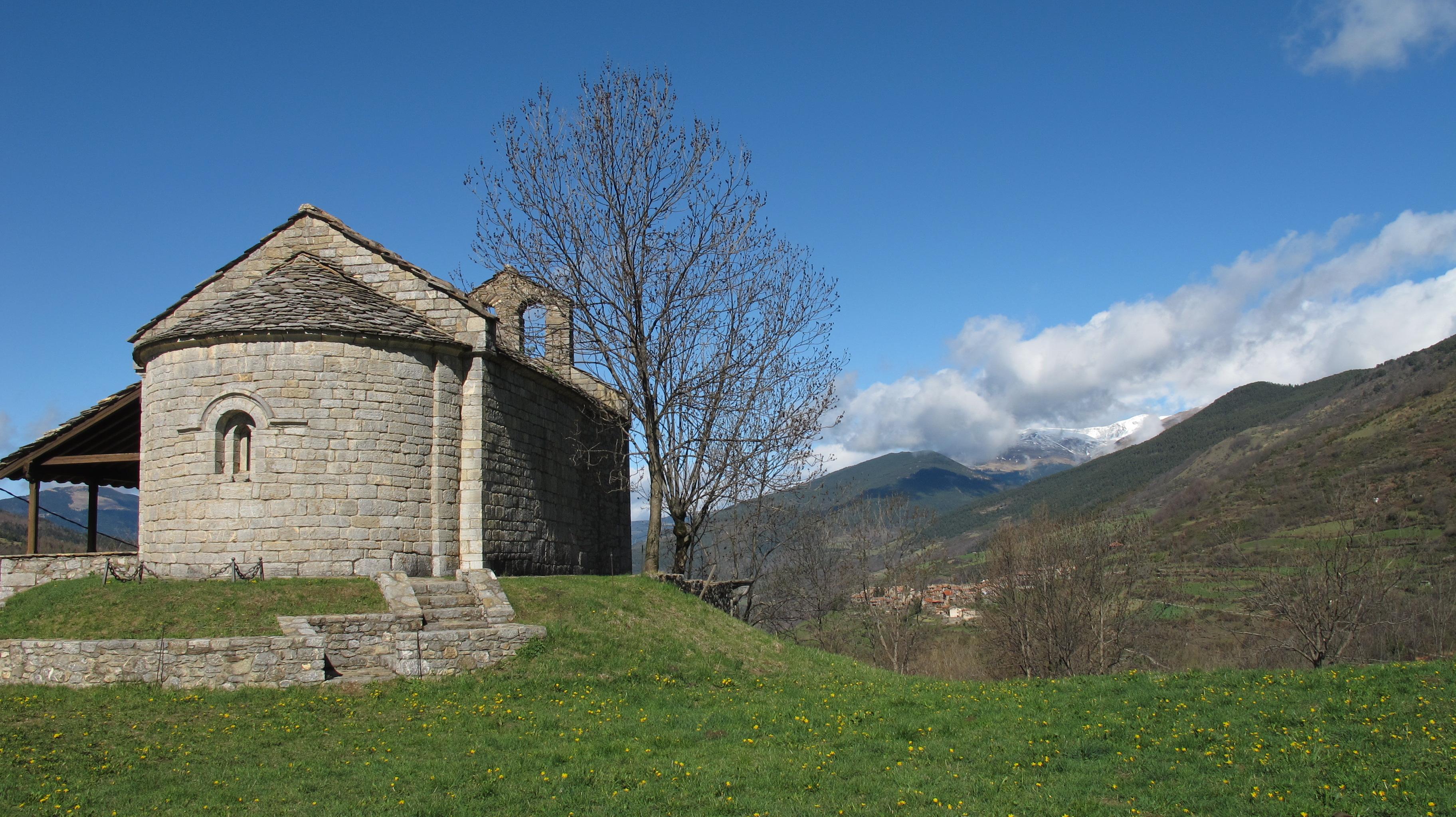 Ruta de Pardines al Puig Estela  Senderisme Girona