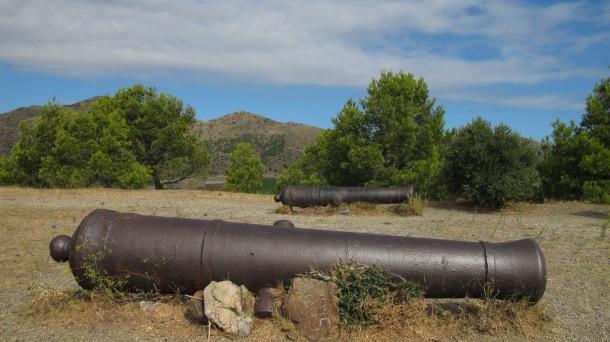 Muntanya dels canons