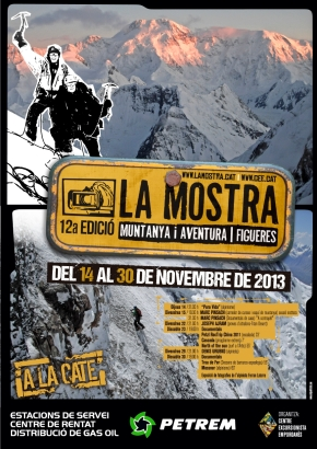 12a Mostra de Cinema de Muntanya i Aventura Figueres2013