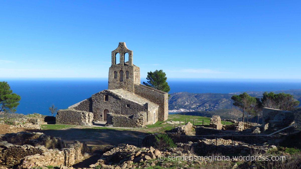 Església Santa Helena-El Port de la Selva