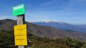 Ruta 20. La Vajol al Santuari i al Puig de lesSalines.