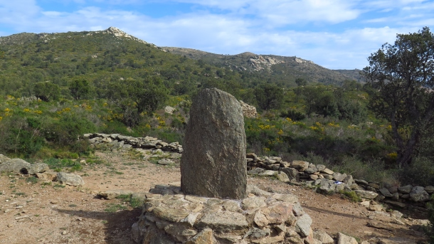 Menhir Casa Cremada II