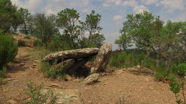 dolmen serra cals