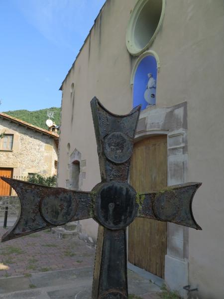 Església St Vicenç Sallent