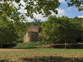 Ruta 25. Santa Pau  a Sant Vicenç de Sallent i Sta Maria delsArcs.