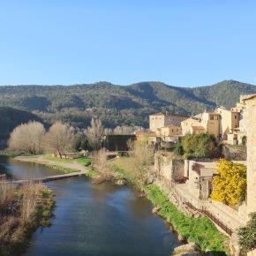 Ruta 31. Besalú al Puig Cornador i el Santuari de SantFerriol.