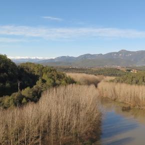 Ruta 40. Crespià a Pedrinyà i Sant Miquel de laRoca.