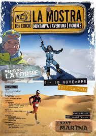 16a Mostra de Muntanya i Aventura, a Figueres(2017)