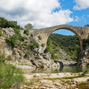 Ruta 98. Montagut a Sant Eudald de Jou i pont deLlierca.