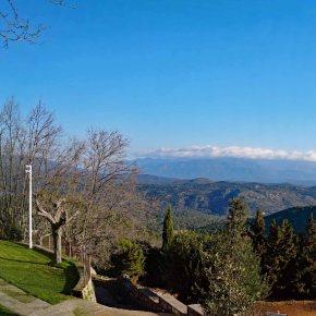 Ruta 104. Santuari La Salut a ermita de SantaMagdalena.